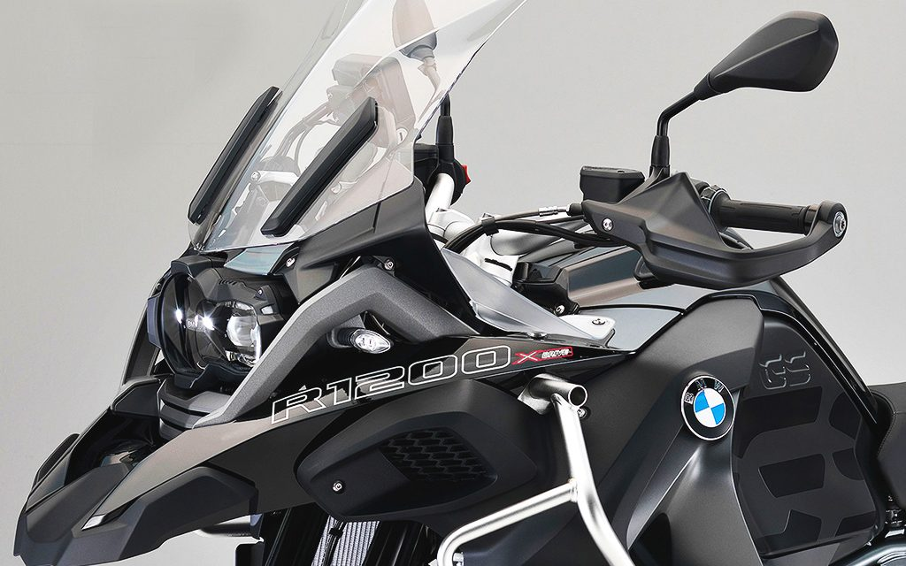 BMW R1200GS Hybrid All-Wheel Drive hibrida tracción integral: la gran broma de BMW