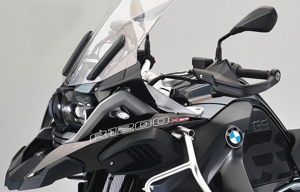 BMW R1200GS Hybrid All-Wheel Drive 2017 (6)