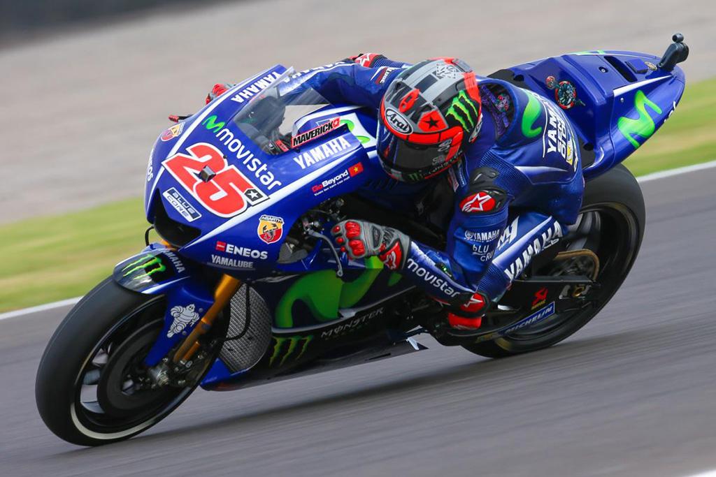 MotoGP Argentina 2017 4 Maverick Viñales