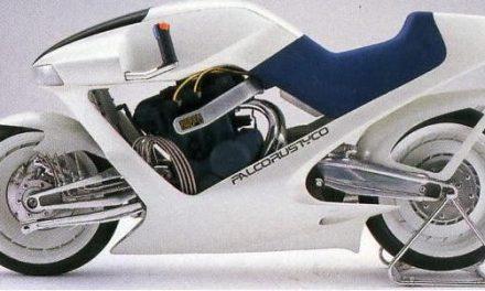 Fotos Suzuki Falcorustyco prototipo (5 imágenes)