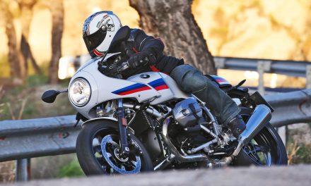 Prueba BMW NINE T RACER 2017: ese fuerte sabor clásico
