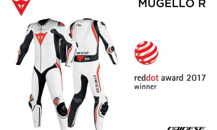 Dainese gana tres premios Red Dot Design