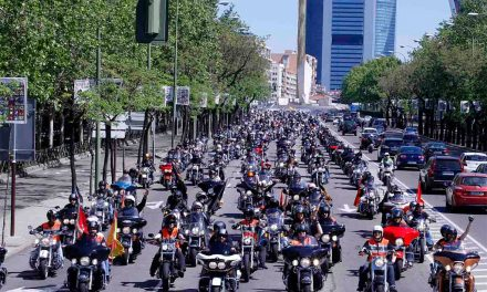Desfile Harley Davidson KM0 2017: ¡Más de 1500 Harleys por Madrid!