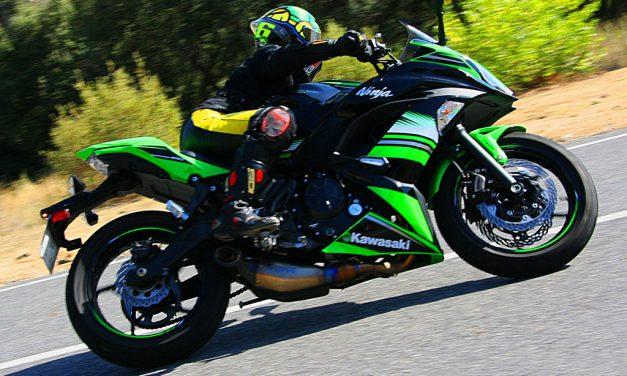 Prueba Kawasaki Ninja 650 Performance 2017: El joven guerrero