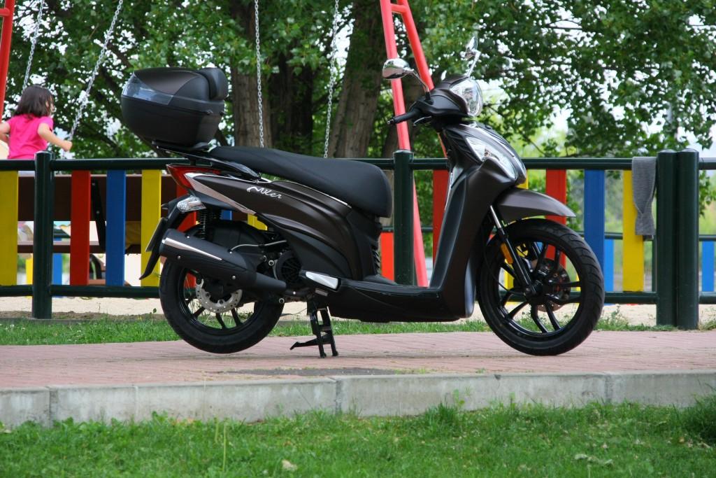 Kymco Miller 125 prueba MotorADN (7)