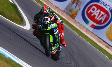 Mundial Superbikes 2017 6ª carrera. Donington Park: Kawasaki domina… de nuevo.