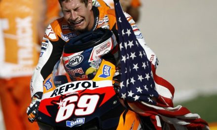 NICKY HAYDEN HA MUERTO: THIS IS THE END