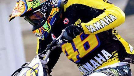 Accidente de Valentino Rossi ¿Peligra el Mundial de MotoGP?