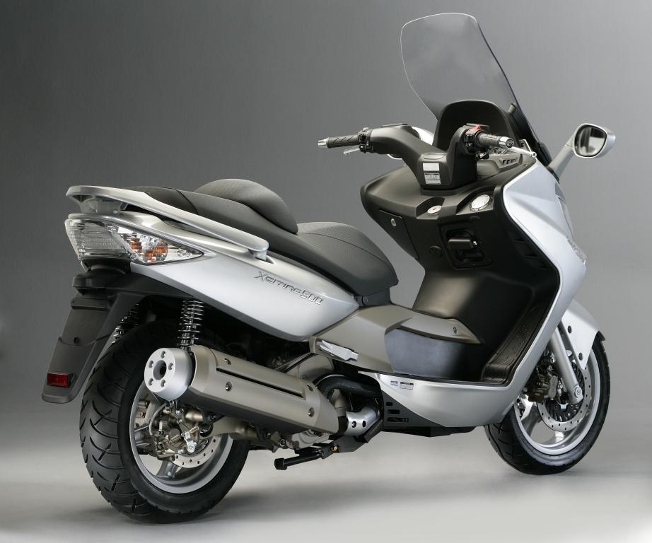Kymco Xciting 500 2005 Motor ADN (12)