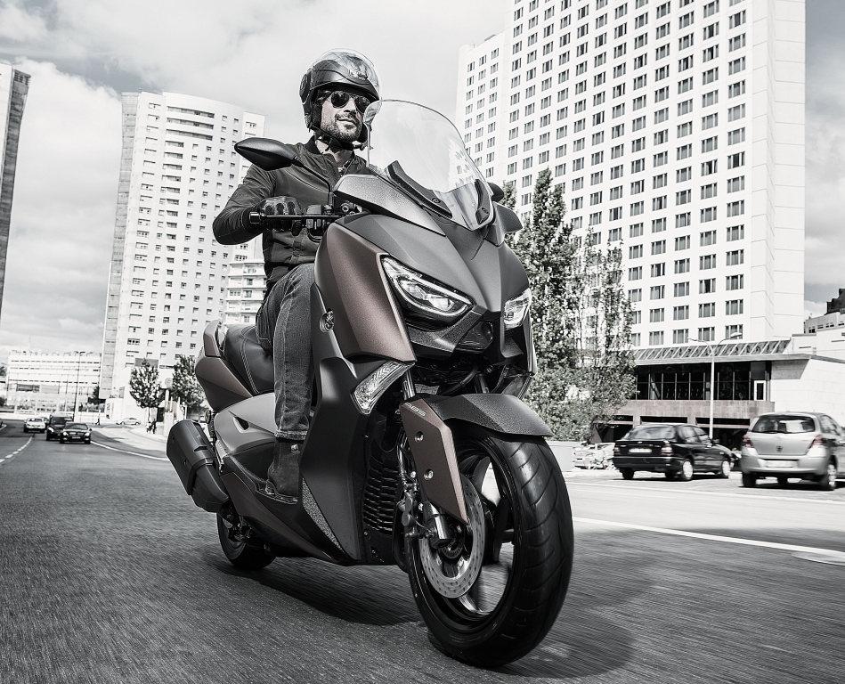 Prueba Yamaha X-Max 300 2017 MOTORADN (2)