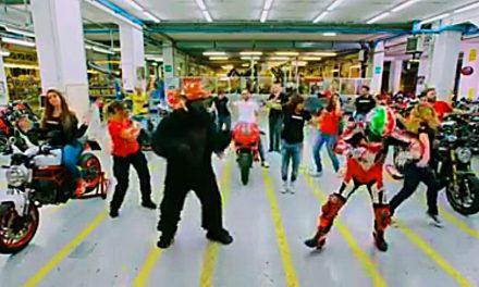 Ducati Dance: ¿Las Ducati se fabrican bailando?