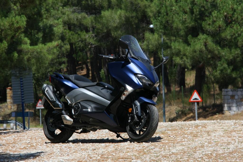 Yamaha TMax 530 DX 2017 (5)