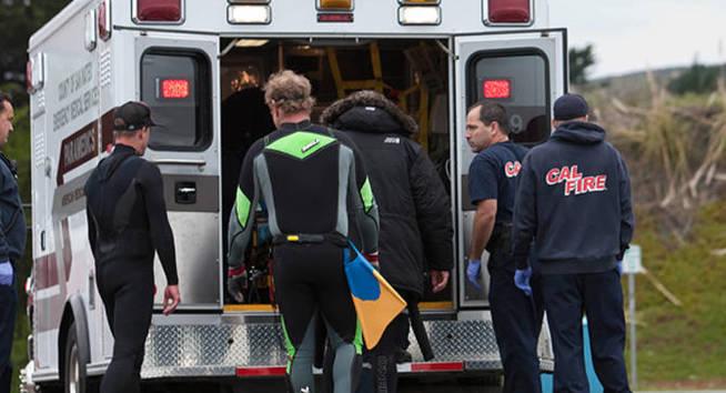 Gerard Butler accidente de moto (3)