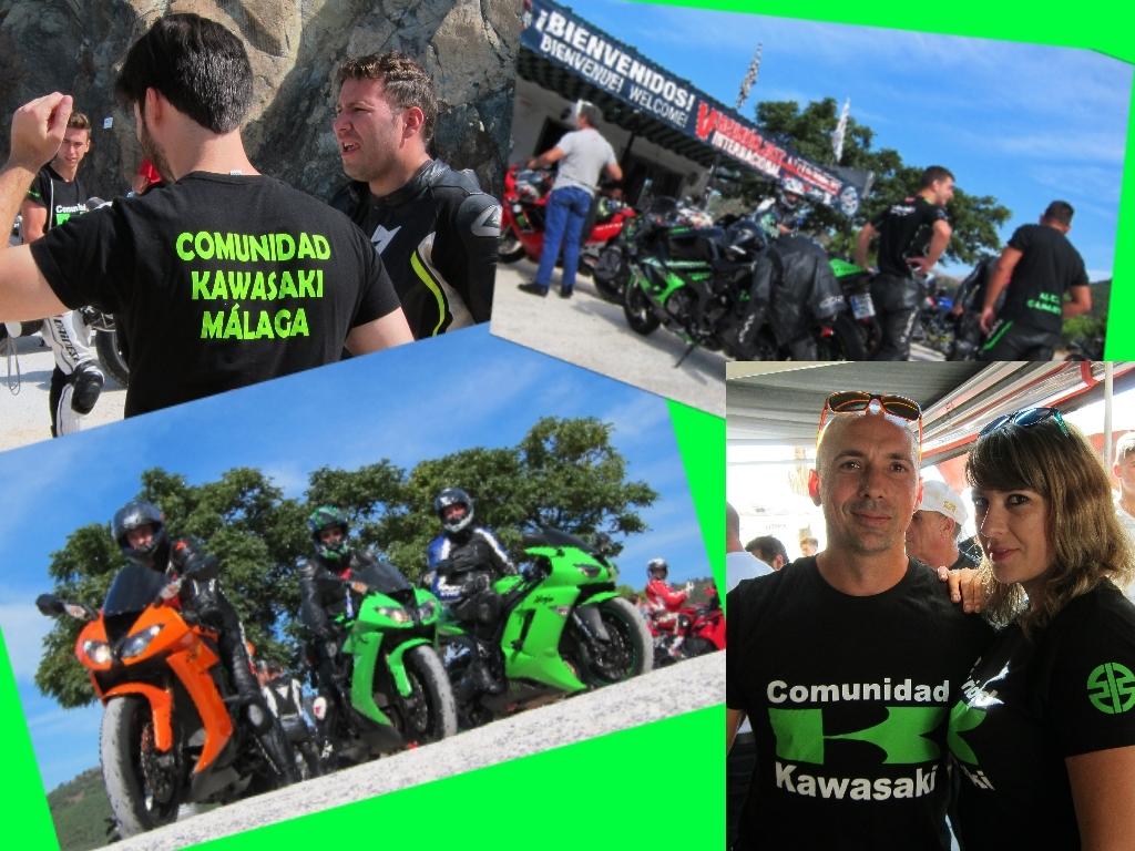 I Reunión Comunidad Kawasaki Málaga (1)