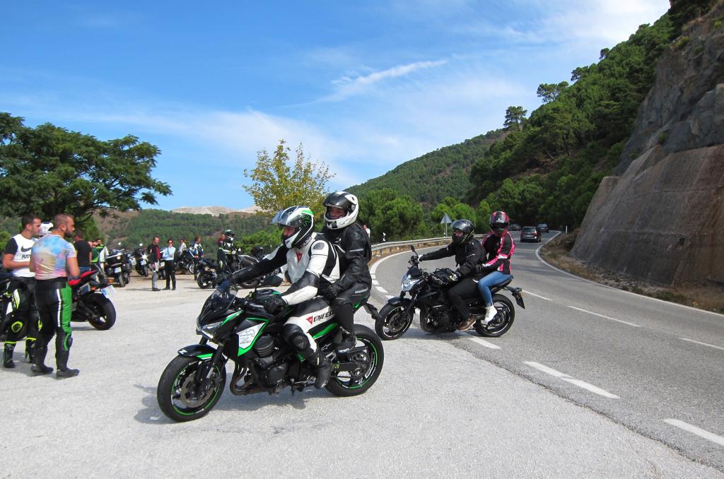 I Reunión Comunidad Kawasaki Málaga (10)