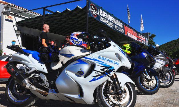 V Reunión Internacional 2017 Suzuki Hayabusa Club Marbella: ¡CABALGANDO ENTRE HALCONES!