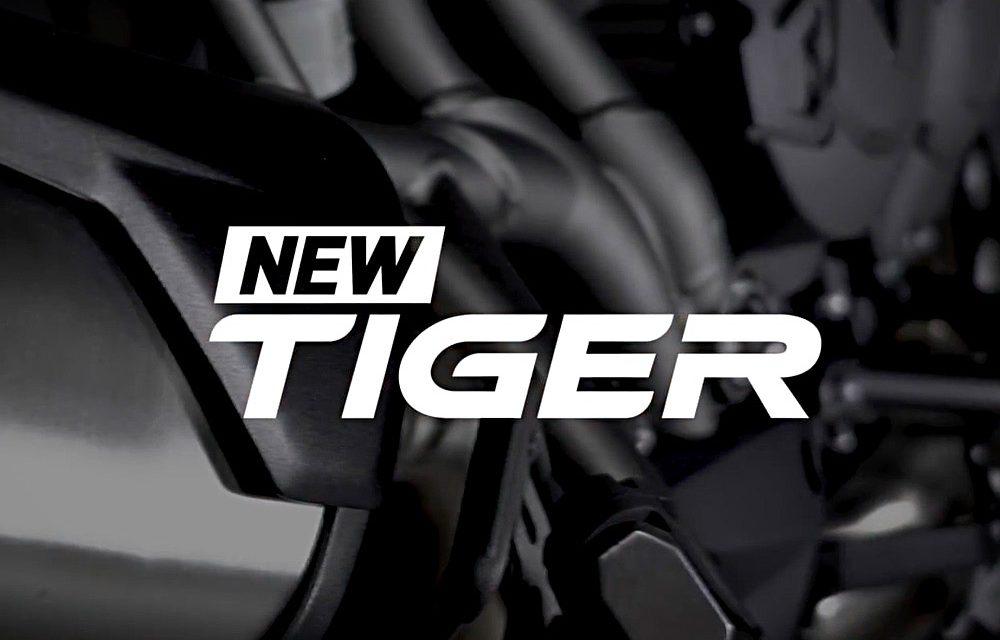 MOTOS 2018: TRIUMPH Y LA NUEVA TIGER