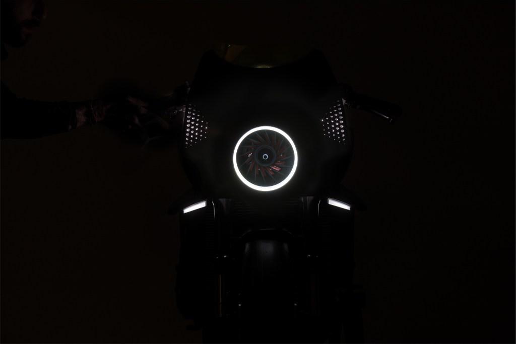 Honda CB4 'Interceptor' Concept 2017 MotorADN red (10)