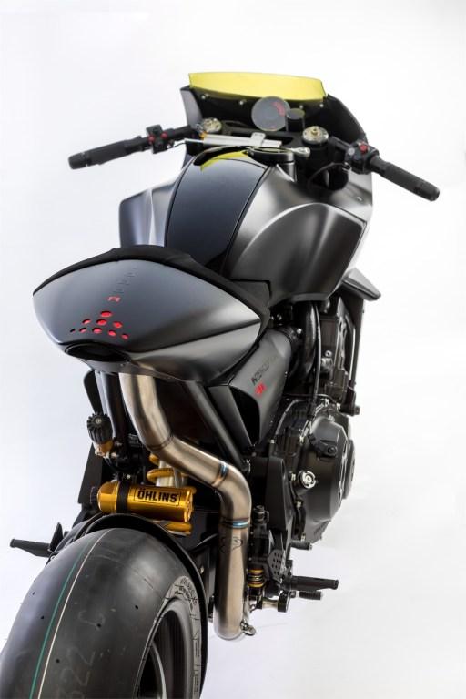 Honda CB4 'Interceptor' Concept 2017 MotorADN red (15)