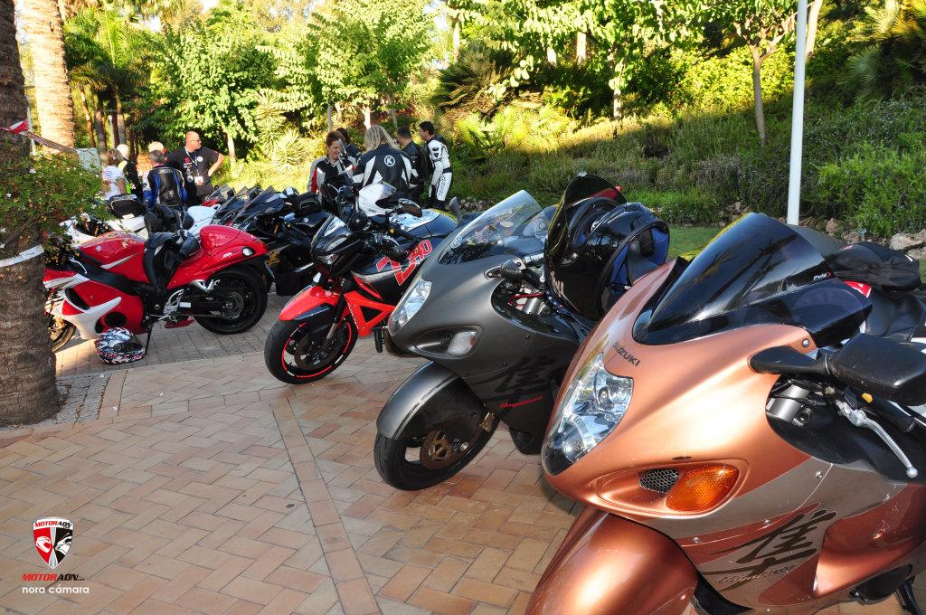 Hayabusa Club Marbella 2017 MotorADN. Día 1 Salida hotel Alanda (2)