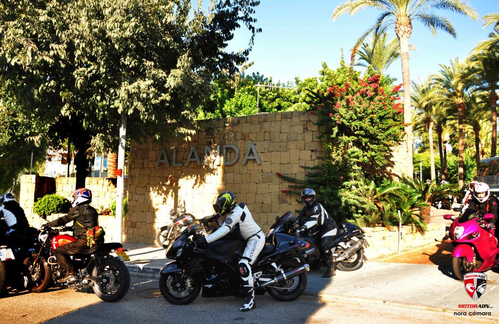 Hayabusa Club Marbella 2017 MotorADN. Día 1 Salida hotel Alanda (5)