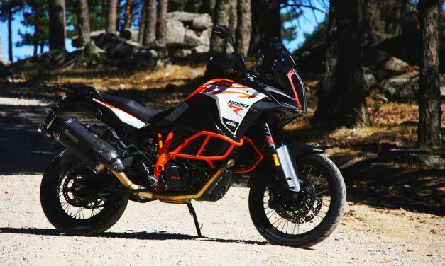 PRUEBA KTM SuperAdventure R1290: CABALLO DE ACERO