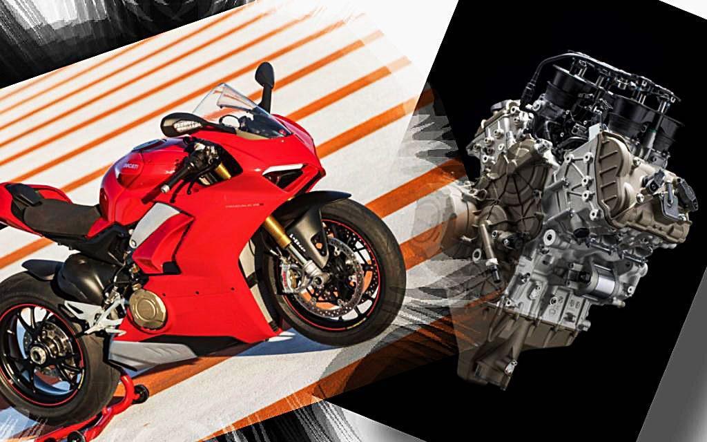 Ducati Panigale V4: ¿Por qué Ducati ha traicionado su tradición?