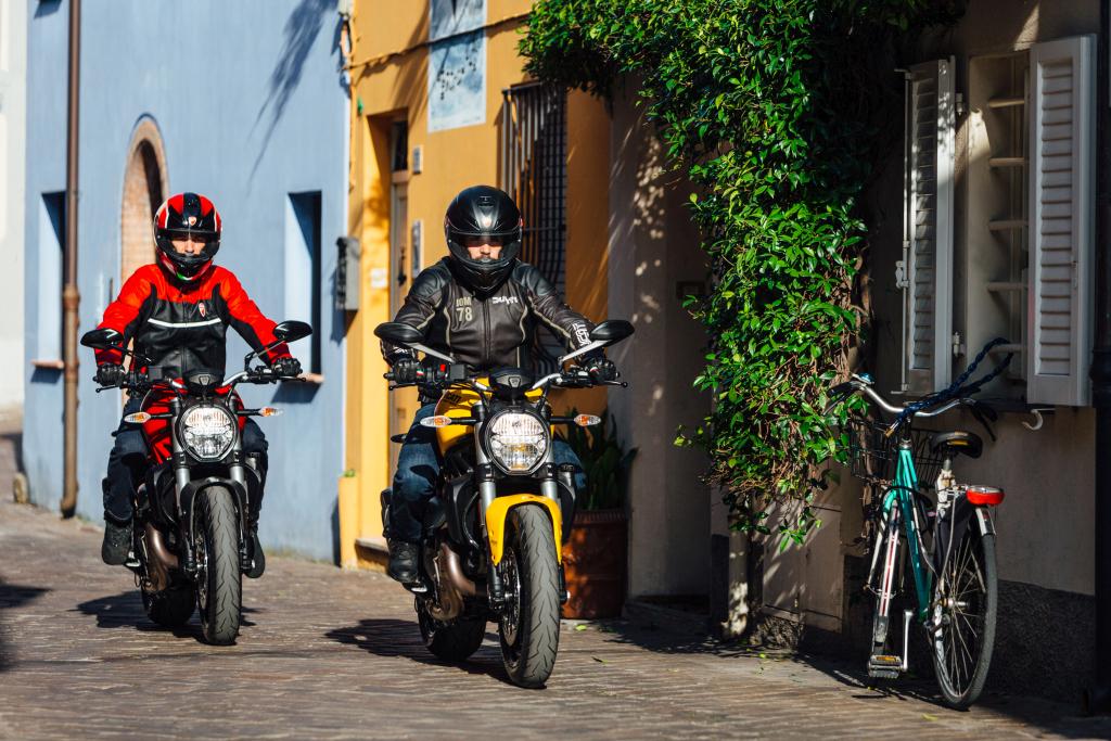 Ducati Monster 821 2018 prueba MotorADN (103)