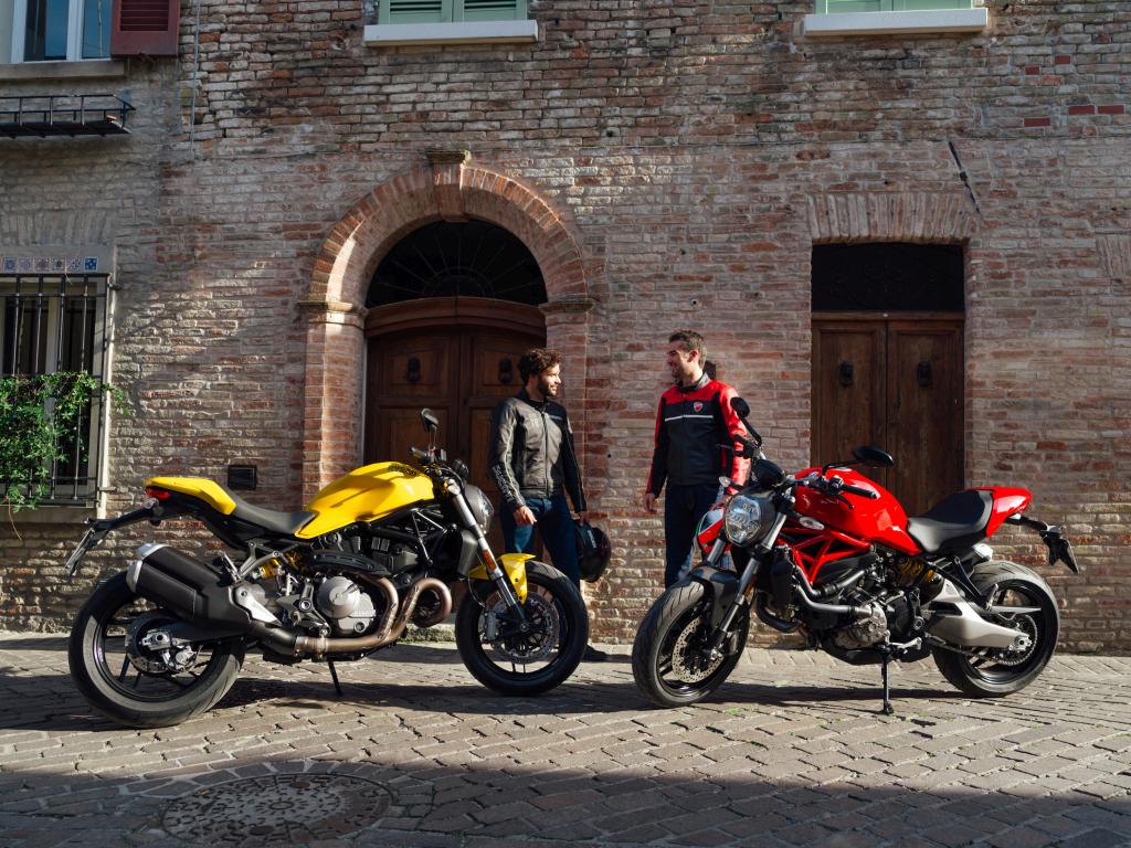 Ducati Monster 821 2018 prueba MotorADN (106)