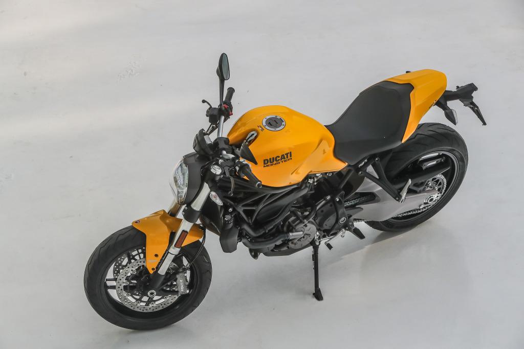 Ducati Monster 821 2018 prueba MotorADN (66)