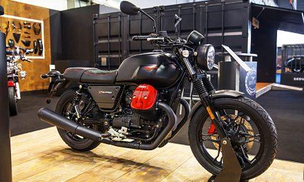 Fotos Moto Guzzi V7 III Carbon (4 imágenes)