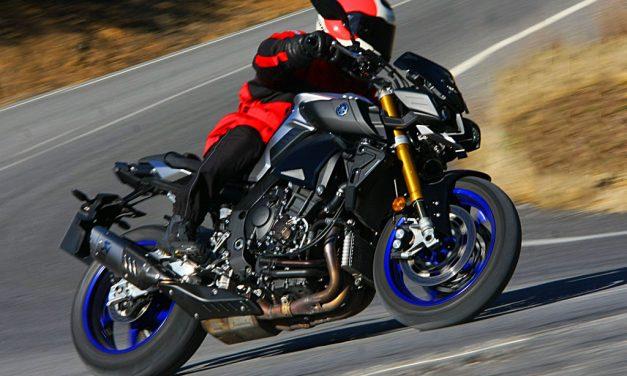 PRUEBA a fondo Yamaha MT10 SP 2018: TOQUE DE DISTINCIÓN