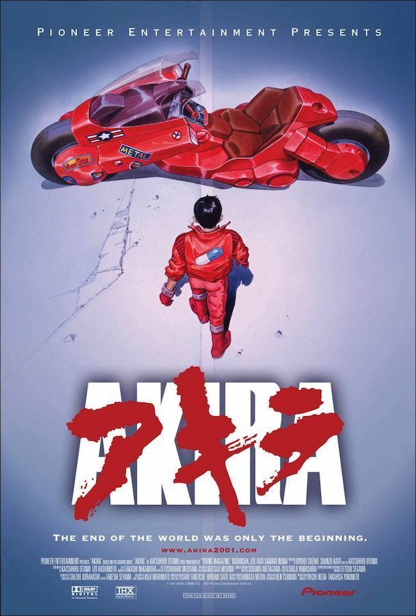 Moto Ready Player One homenaje Akira (21) Akira original