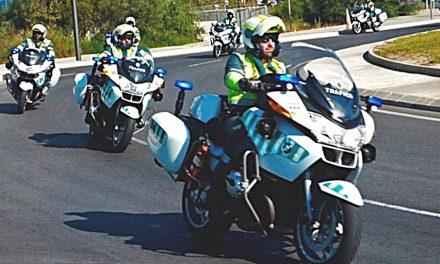 300… motos nuevas de la DGT te vigilan en Semana Santa: ¡Esto es Esparta!