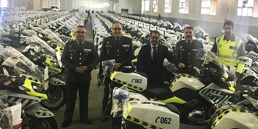 Motos Guardia Civil nuevas 2018 (2)