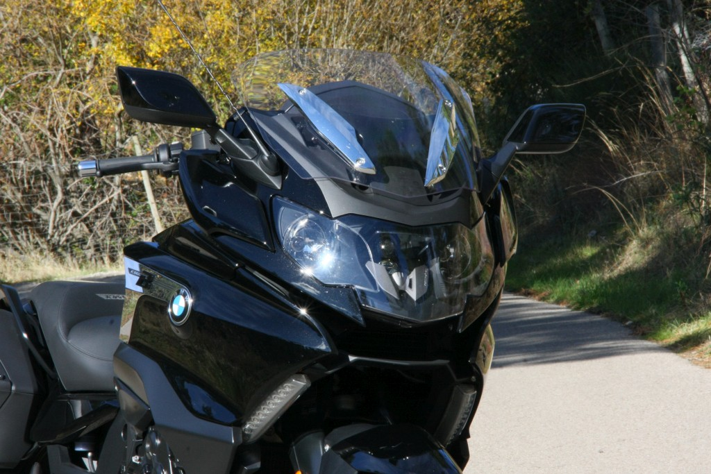 Prueba BMW K1600GT Bagger MotorADN (38)
