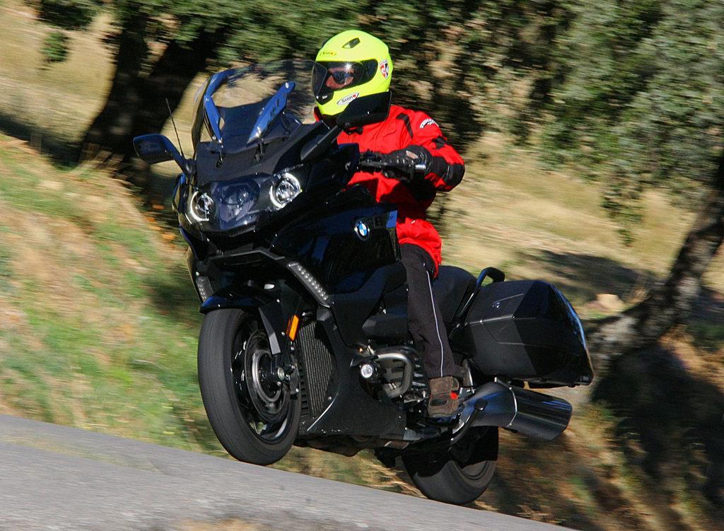 Prueba BMW K1600GT Bagger MotorADN (44)