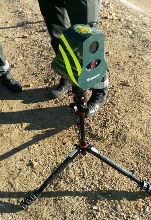 Radares portatiles compactos Guardia Civil 2018 (1)