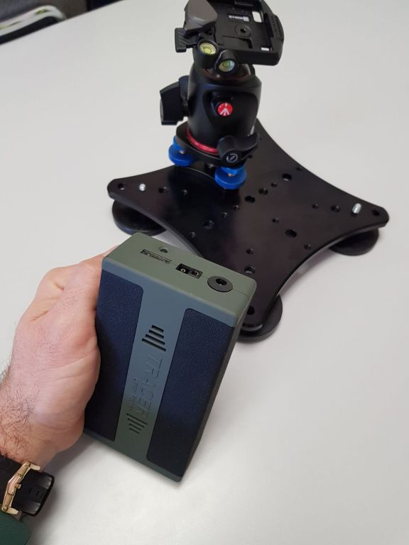 Radares portatiles compactos Guardia Civil 2018 (14)