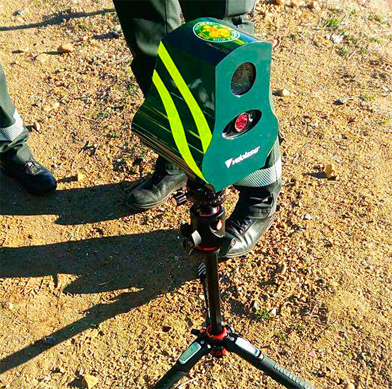 Radares portatiles compactos Guardia Civil 2018 (2)