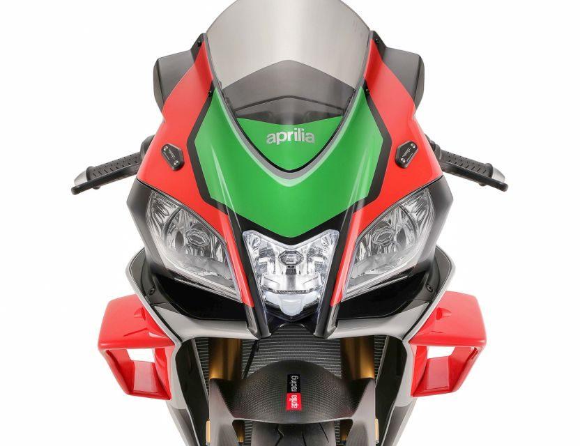 Aprilia RSV4 RF LE: Superbike con alerones MotoGP para la calle