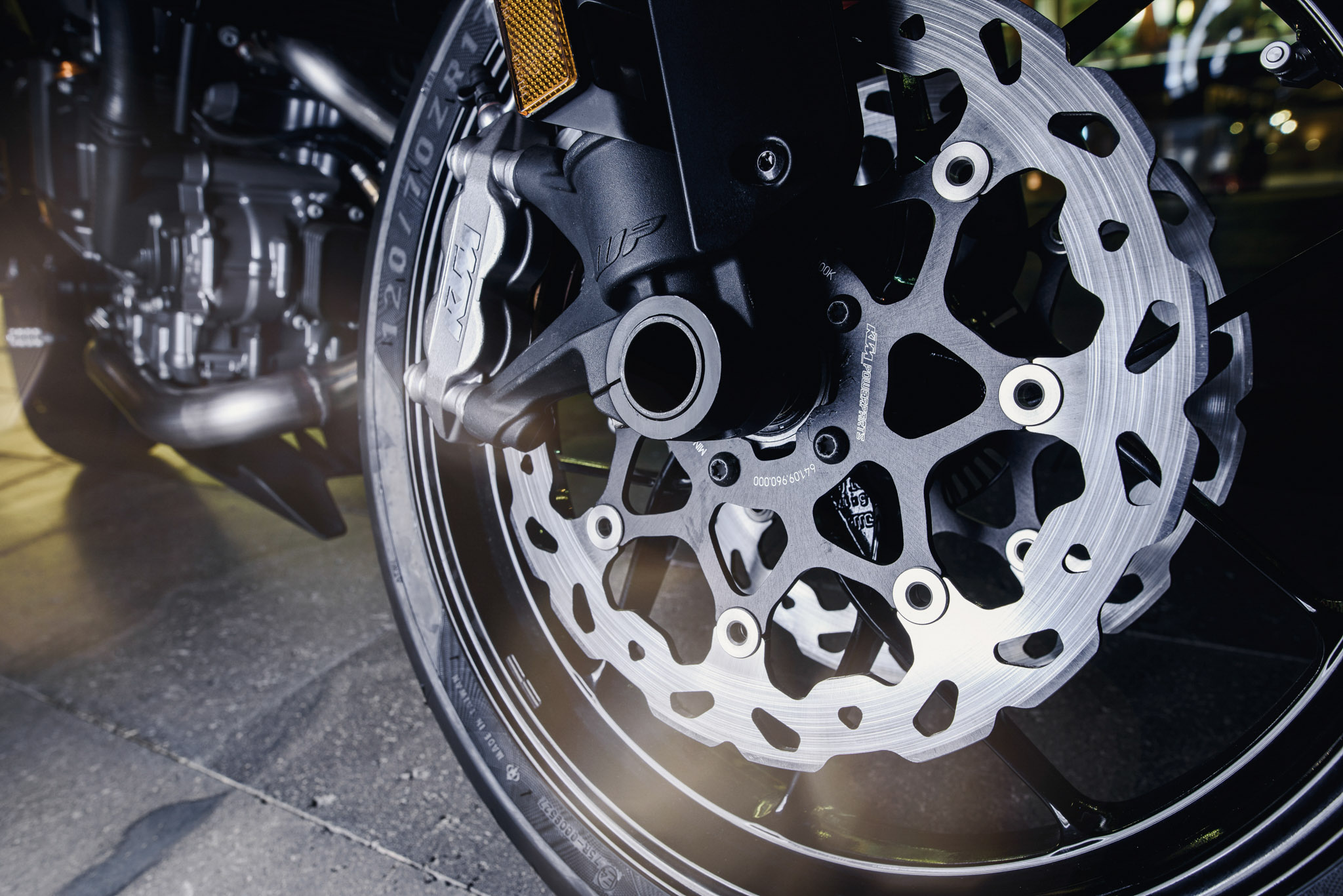 KTM 790 DUKE_Wave brake disc set