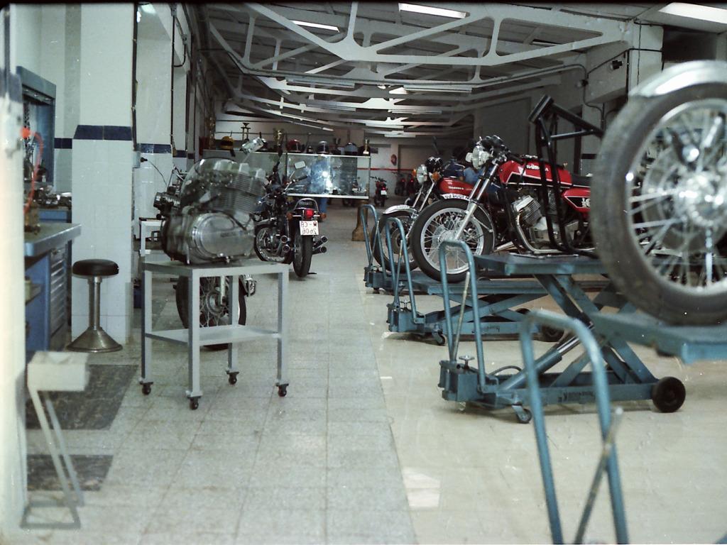 Motos Cortés. 60 años y lo que nos queda. MotorADN (51)