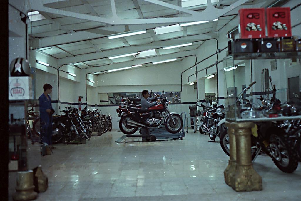 Motos Cortés. 60 años y lo que nos queda. MotorADN (52)