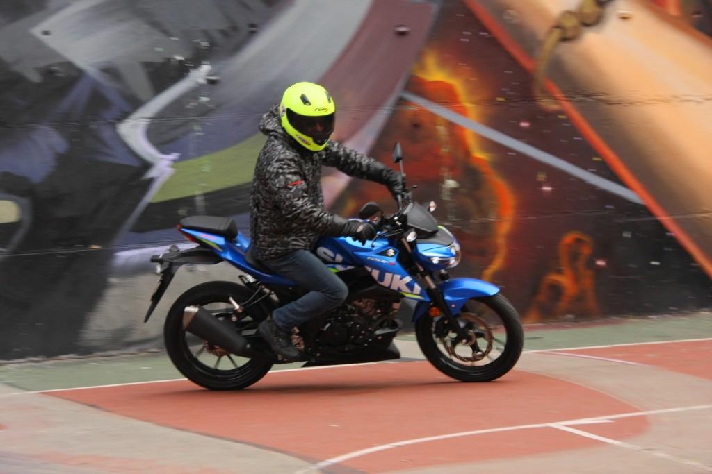 Prueba Suzuki GSX-S125 2018 MotorADN (48)