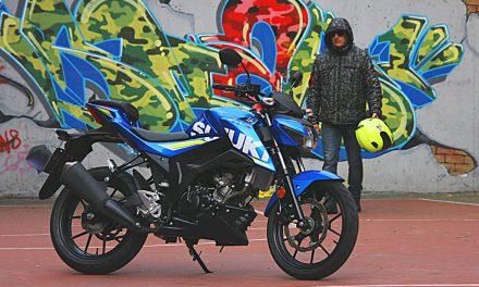 Fotos prueba Suzuki GSX-S125 2018 MotorADN (76 imágenes)