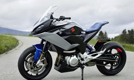 Fotos BMW Motorrad Concept 9cento MotorADN (21 imágenes)