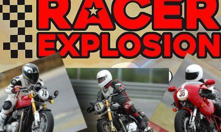 RACER EXPLOSION 2018: VUELVEN LAS MOTOS MÁS CLÁSICAS… Y MÁS RACING