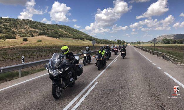 II Vuelta Mototurística a Valladolid 2018: La Leyenda continúa… en los dominios del Pisuerga
