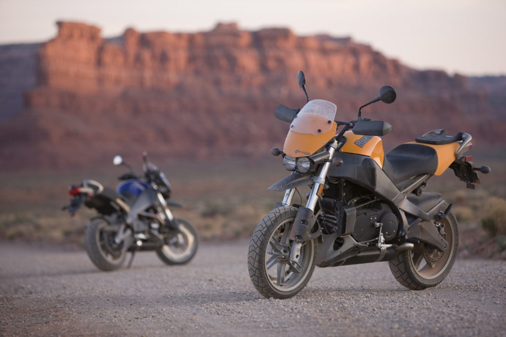 Buell Ulyses XB12X rival Harley PanAmerica (2)